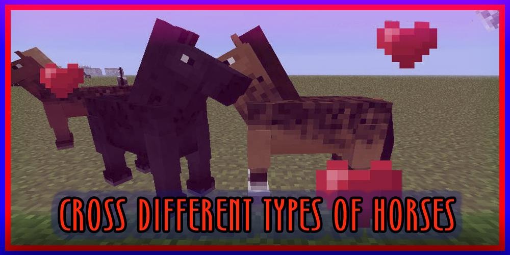 Horses mod for MCPE for Android - APK Download