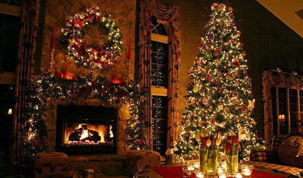 Christmas Wallpaper screenshot 2