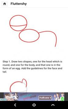 LittlePony Guide to Draw screenshot 1