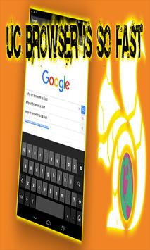 Latest Guide UC Browser - Fast Download and Secure screenshot 1