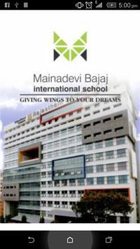 Mainadevi Bajaj Int'l School poster
