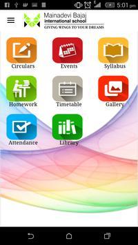 Mainadevi Bajaj Int'l School screenshot 1