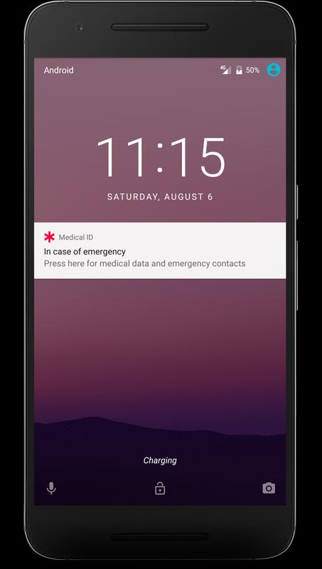 android 用の medical id free in case of emergency apk をダウンロード