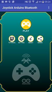 Joystick Arduino Bluetooth screenshot 1