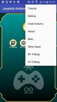 Joystick Arduino Bluetooth screenshot 2