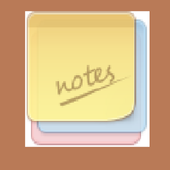 Notes List Notepad icon