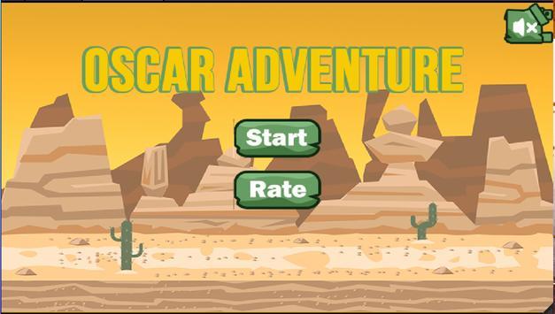 Oscar Adventure poster
