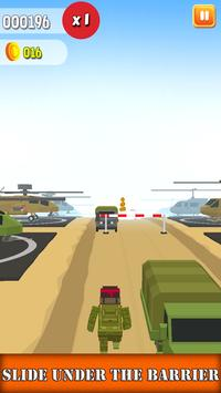 Battle Escape Run apk screenshot