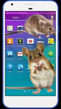 Mouse run in phone Prank screenshot 4