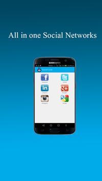 Social Lock - All Social Media apps locker apk screenshot