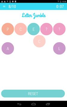 Letters and Math Quiz Game screenshot 5