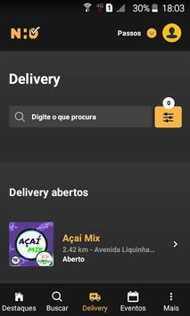 NaHora App apk screenshot
