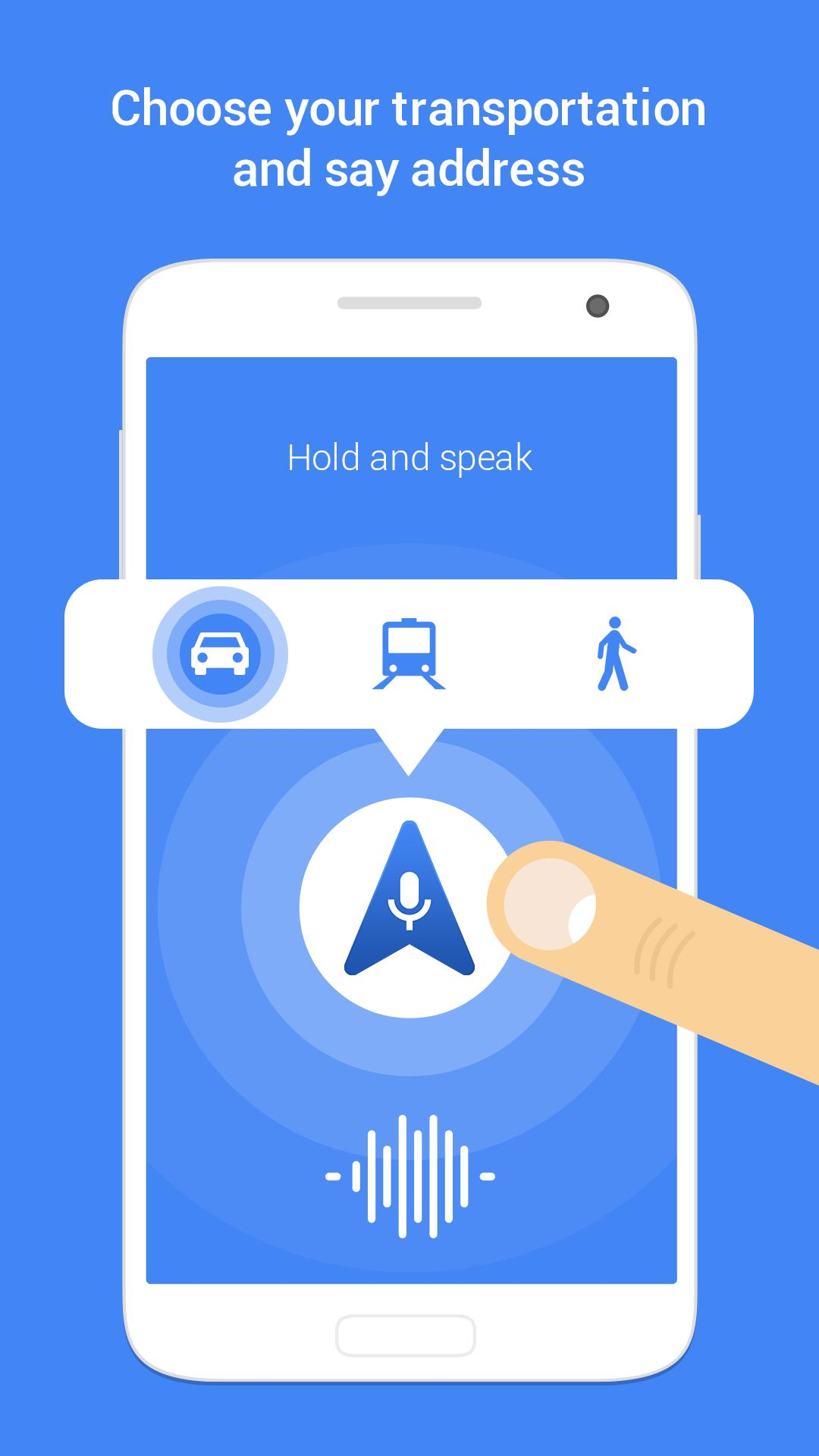 Navigation GPS Voice - Free Navigation & Maps for Android - APK Download