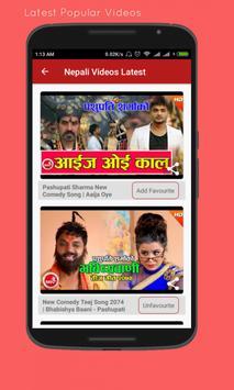 Nepali Videos HD: Popular Nepali Videos Collection apk screenshot