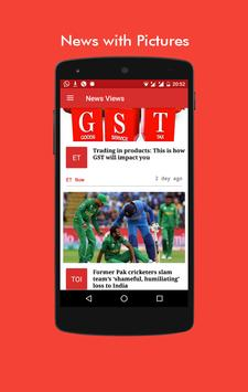 News Views -Read Indian press views at one place poster