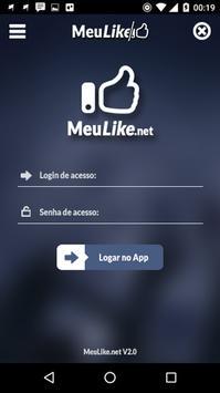 Meulike apk screenshot