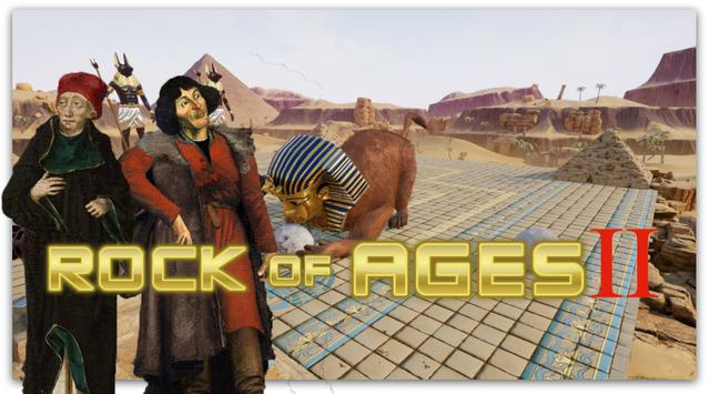 Guide For Rock Of Ages 2 apk screenshot