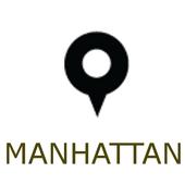 Manhattan NY Guide icon
