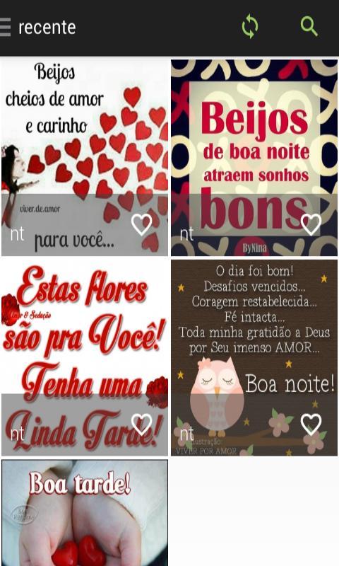 Boa Tarde Amor Für Android Apk Herunterladen