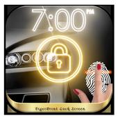 Fingerprint - Auto PRANK icon