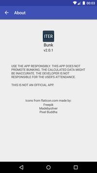 Bunk apk screenshot