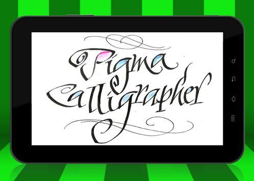 Calligraphy Name Art Maker screenshot 11
