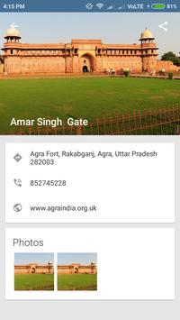 Agra City Guide screenshot 3