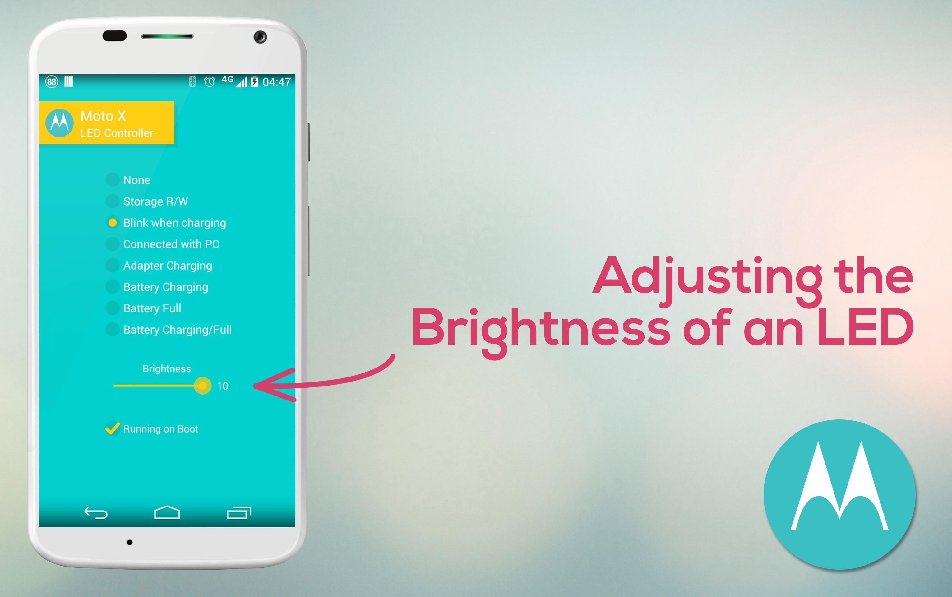 Moto LED for Moto X & E [Root] for Android - APK Download