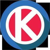 Screen Recorder for KitKat ikona