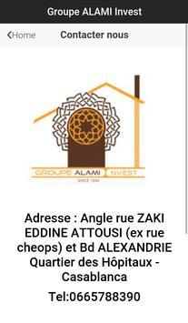 Groupe ALAMI INVEST screenshot 5