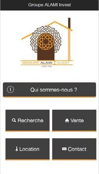 Groupe ALAMI INVEST poster
