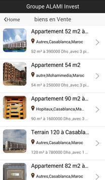 Groupe ALAMI INVEST screenshot 2
