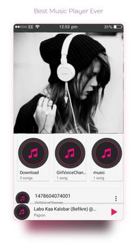 Music Player - Mp3 Player 2017 screenshot 6