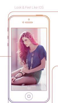 iLockscreen OS10 screenshot 2