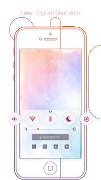 iLockscreen OS10 screenshot 3