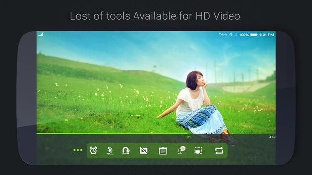 HD Video Player Free:Vidplay apk screenshot