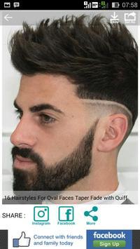 Hairstyle For Men 2017 screenshot 7
