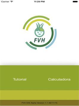 ProduccionFVH apk screenshot