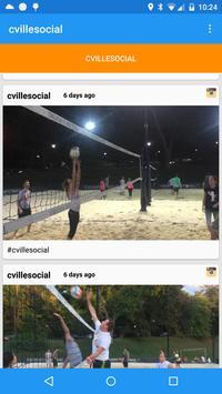 cvillesocial poster