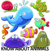Animals Learning for Kids icon