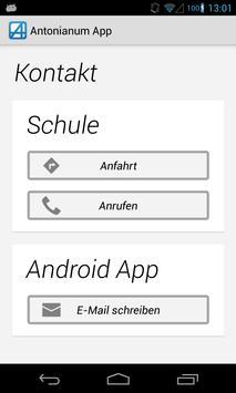 Antonianum App apk screenshot