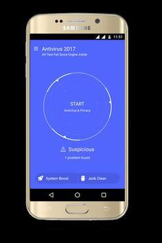 Antivirus 2018 & Virus Removal apk screenshot
