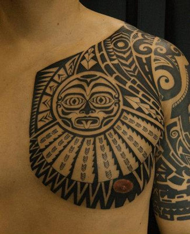 Polynesian Tattoo Designs App For Android