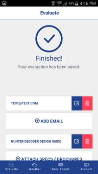 Evaluator Pro: Irrigation apk screenshot