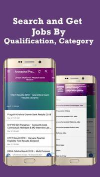 Arunachal Pradesh Job Alerts - Govt Jobs Alert screenshot 2