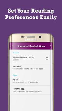 Arunachal Pradesh Job Alerts - Govt Jobs Alert screenshot 6