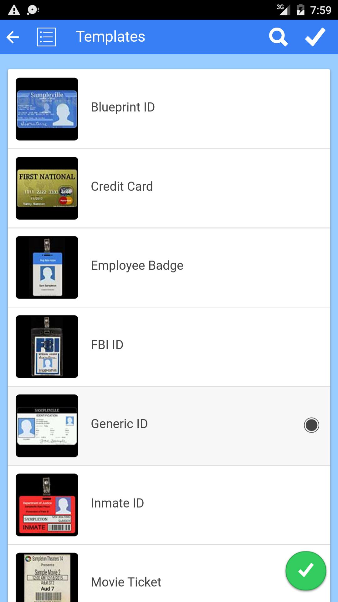 Fake ID Generator for Android - APK Download