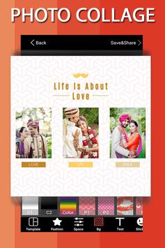 Love Photo Collage apk screenshot