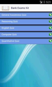 Bank Exams Kit screenshot 3