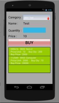 คลังสินค้า My Store Sell&Buy apk screenshot